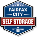 fairfax city self storage logo